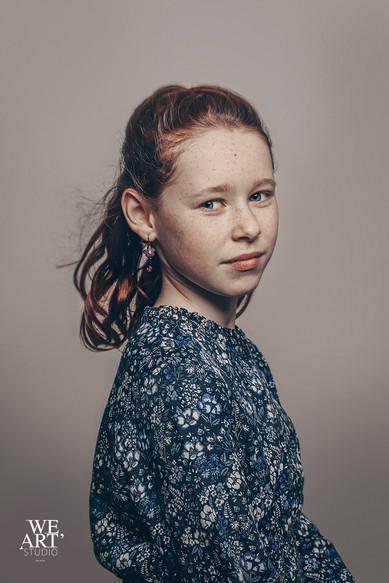 photographe blois 41 loir et cher vineuil portraitiste séance photo enfant fille