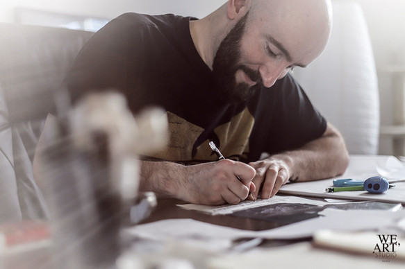 photographe blois 41 tatoo monsieur hervito portrait pro