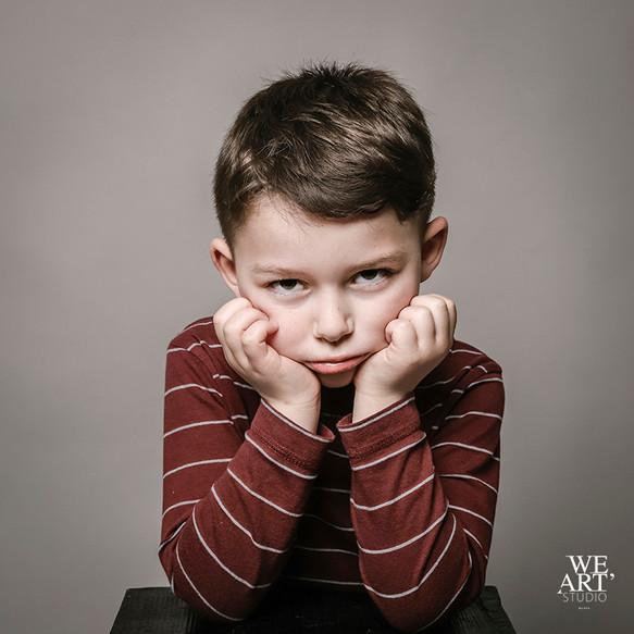 photographe blois portrait séance enfant we art studio