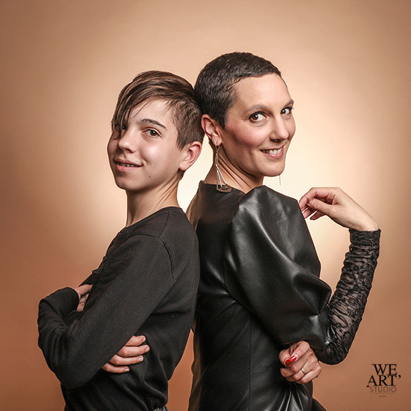 photographe blois 41 portrait mère fils