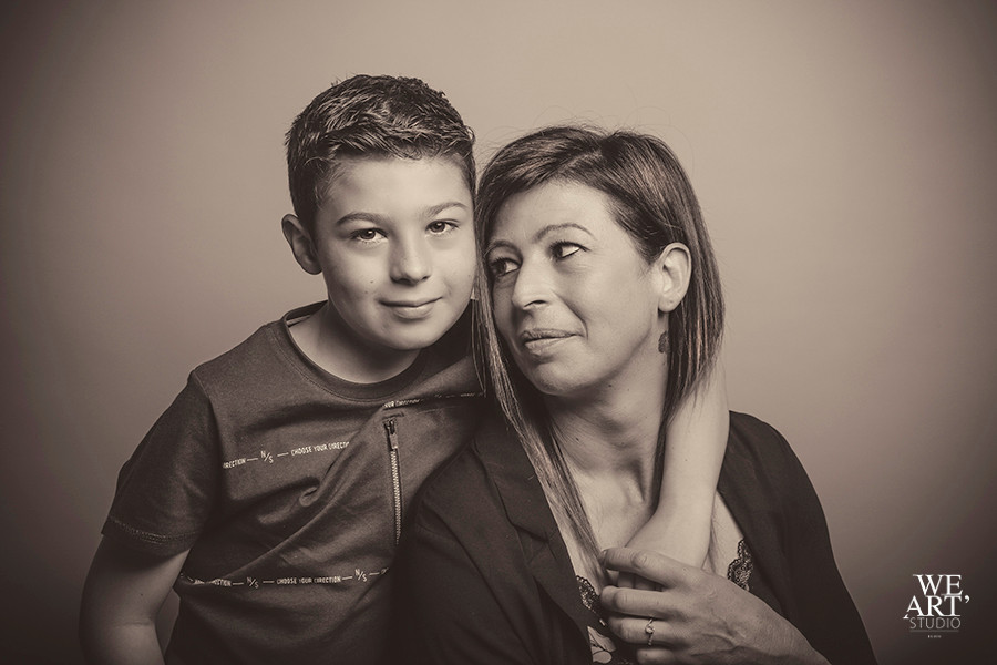 photographe blois 41 portrait mère enfan