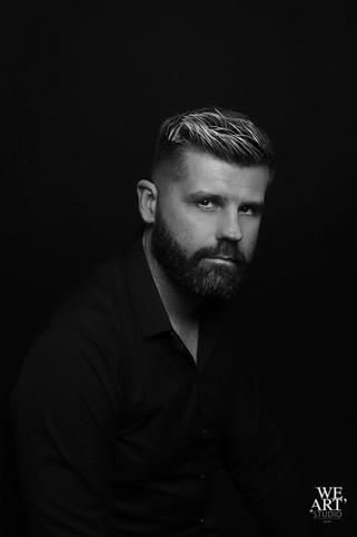 photographe blois 41 loir et cher portrait studio homme art rue porte coté