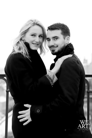We Art studio photographe blois 41 loir et cher portrait couple mariage.jpg