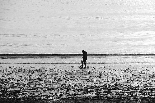 Trottinette Beach