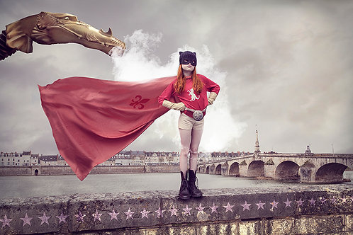 Blois, mon héroïne