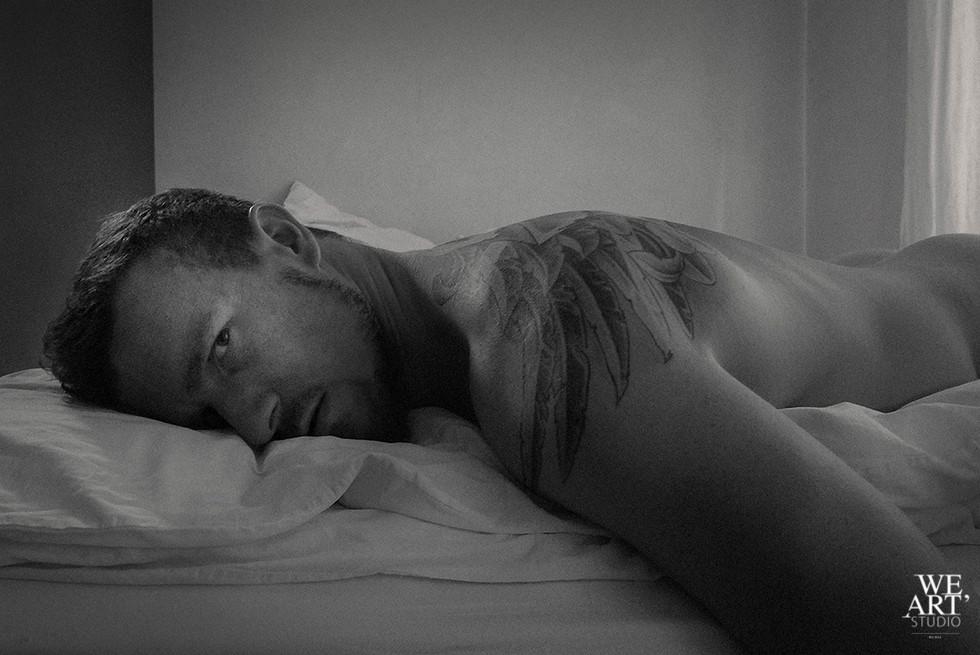 photographe blois 41 Tours orléans séance photo boudoir intime portrait homme femme sexy nu we art studio