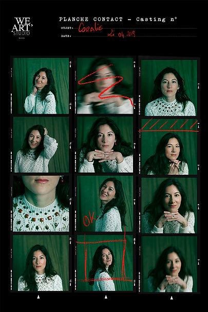 photographe blois 41 planche contact index pêle mêle portrait studio photo labo 41 loir et cher vineuil romorantin