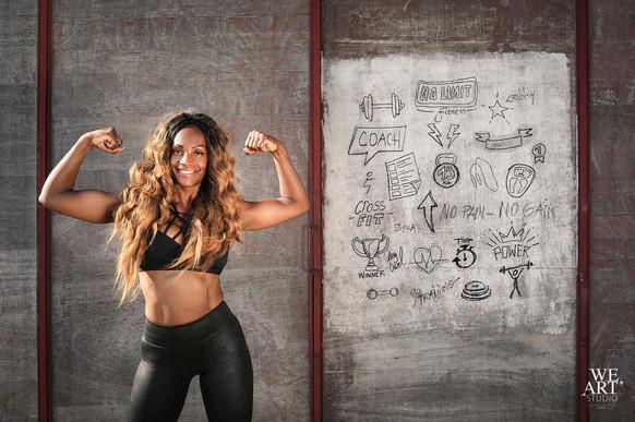 photographe portrait blois 41 création portraitiste fitness cross fit musculation sportif 41000 Loir et cher
