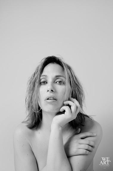 photographe blois studio noir et blanc mode book pro