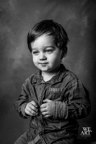 photographe blois shooting photo portrait enfant rétro vintage 41 loir et cher