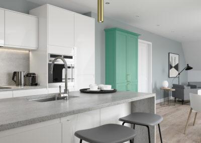 Strada-Gloss-White-and-Aldana-CMS-Green_