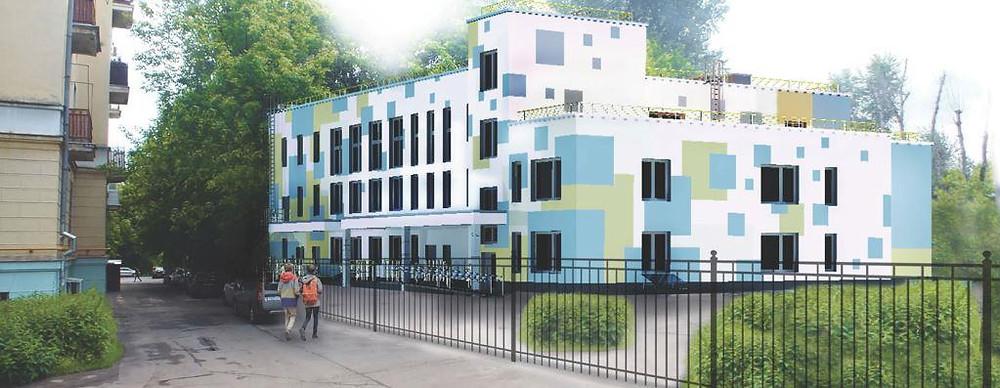 Новый детский сад для 200 малышей построят на северо-западе столицы.
