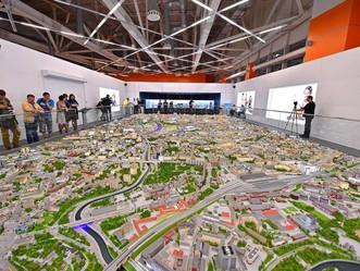 Обо всех строящихся объектах в Москве расскажут интерактивные киоски