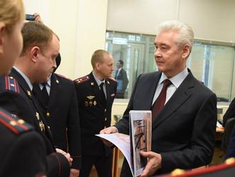 Полицейские Хорошево-Мневников отметили новоселье