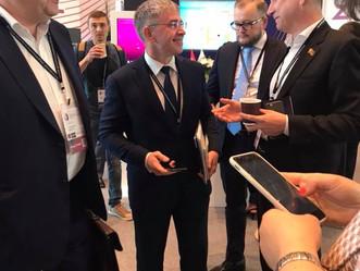 Москва для бизнеса, бизнес для Москвы: в столице открылся предпринимательский форум