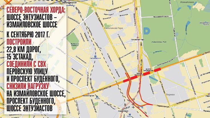 Новая эстакада связала Перовскую улицу и проспект Буденного