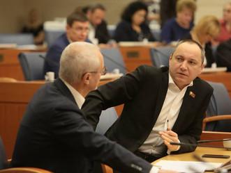 Депутаты Московской городской Думы провели первое заседание в новом году