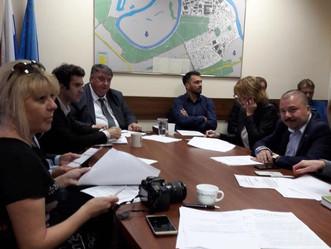 Новый депутатский корпус округа Филевский парк начал работу