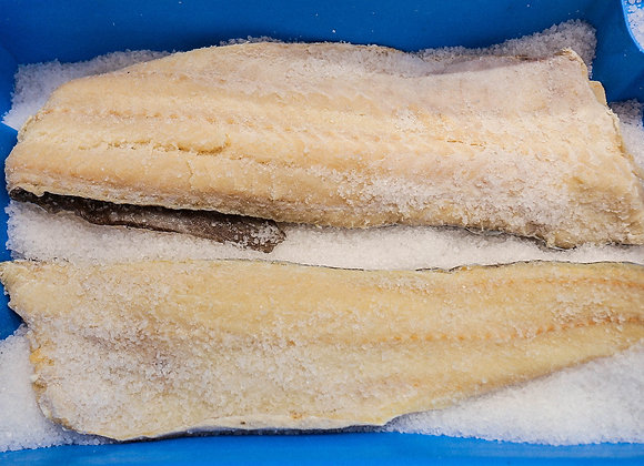 SALTED COD (min gross weight 1.3 kg)