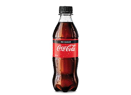Coca Cola No Sugar 600mL