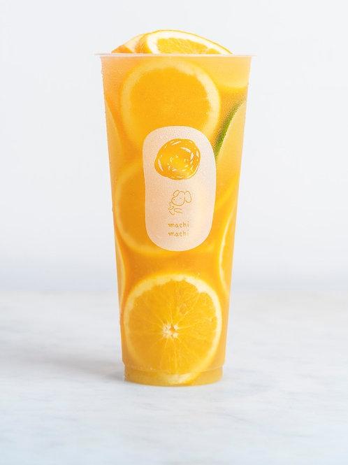 Fresh Orange Jasmine Green Tea