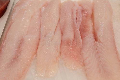 Stargazer (Monkfish) Fillets - Skin Off (500g)