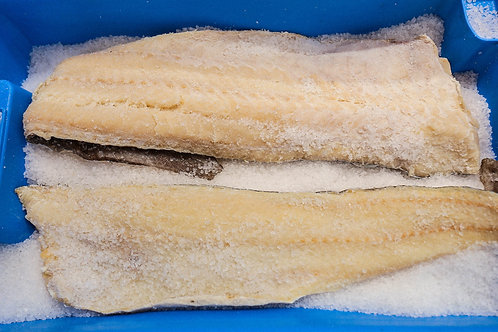 SALTED COD (min size 1.3kg)