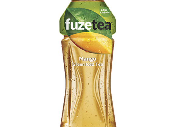 Fuze Tea Mango Green Ice Tea - 500mL