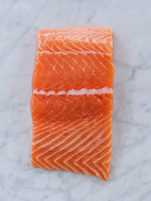 Premium Atlantic Salmon Fillets - Skin Off (500g)