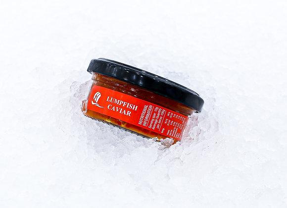 Lumpfish Caviar Red 50g