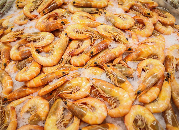Cooked King Prawns Extra Large -  (500 Grams)