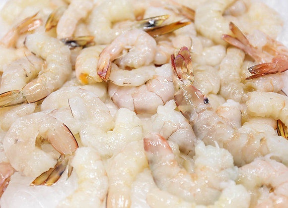 Peeled Green Prawns (500g)