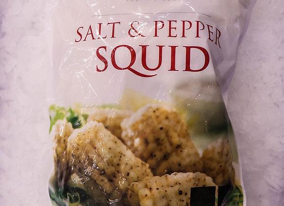 KBS Salt & Pepper Squid