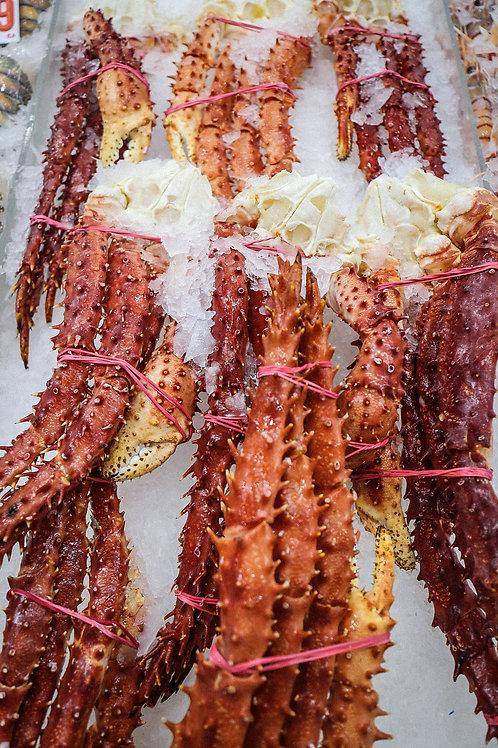 King Crab Legs - Green (min size 650g)