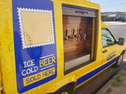 Beer truck choppex - MGck choppex