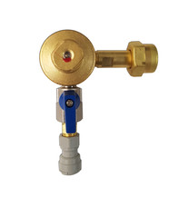 regulador de pressão co2 pré calibrado