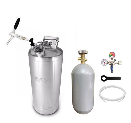 kit cervejeiro para extração chopp
