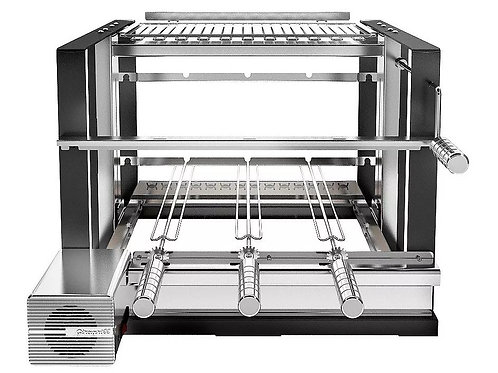 Grill Giragrill Elevgrill 584 Sc + Painel C/ Motor
