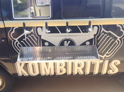 Beer truck Kombiritis