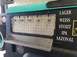 Beer truck Land rover defender (11)