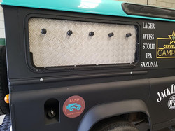 Beer truck Land rover defender (3)