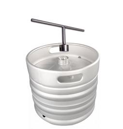 barril para chopp 30 litros com chave de abertura