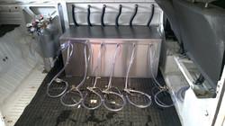 Kit extração chopp