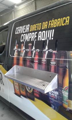 Kit beertruck chopp movel