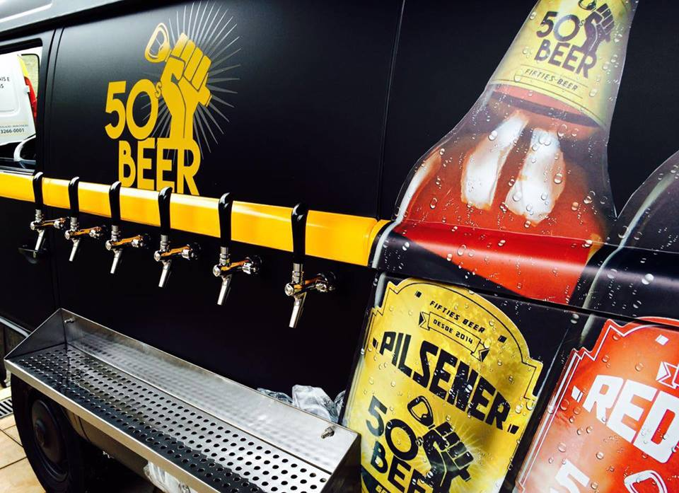 Beertruck 50sBeer SP