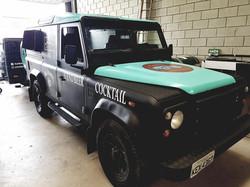 Beer truck Land rover defender (13)