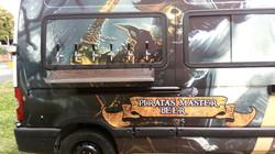 Master beer truck
