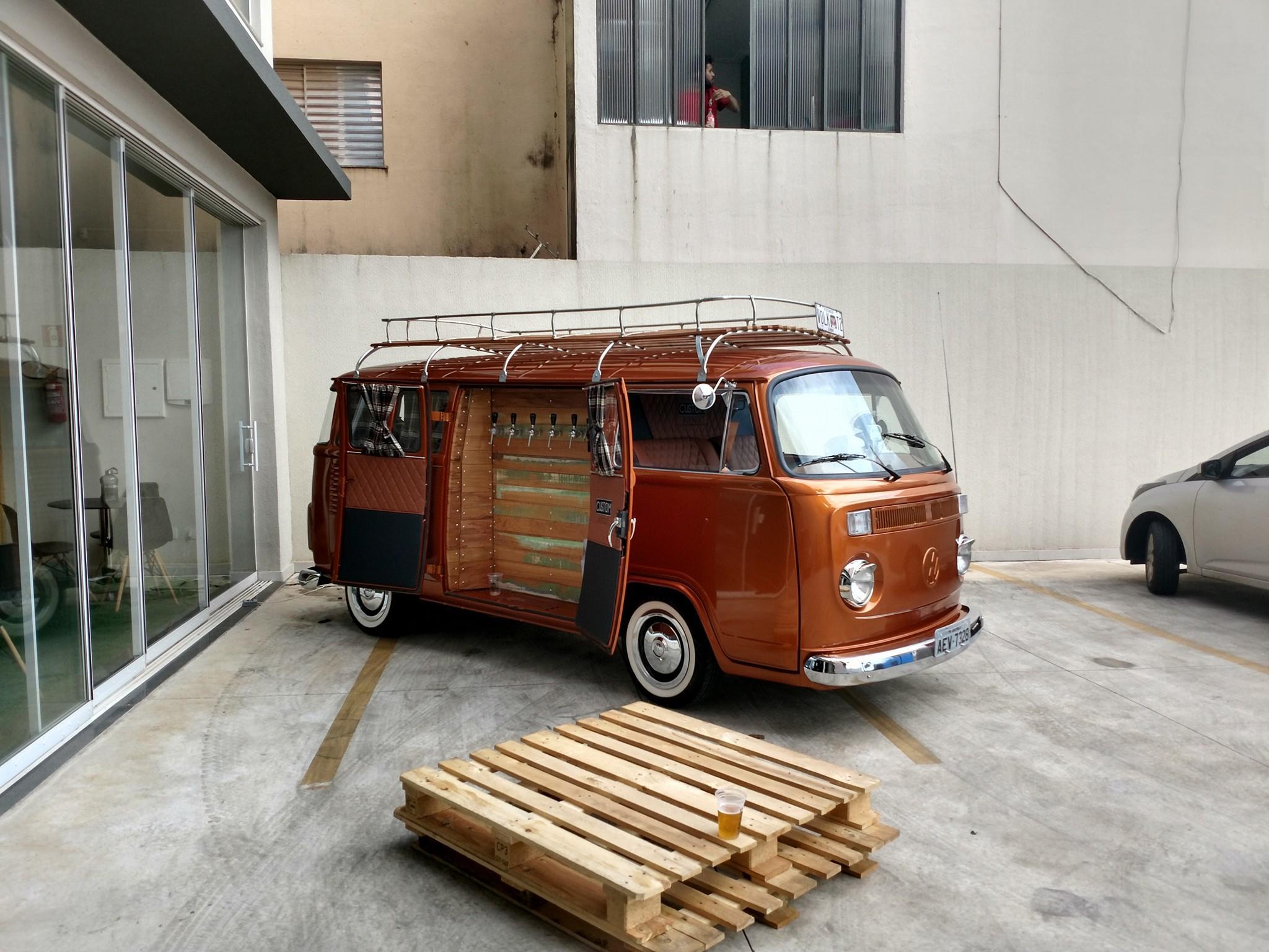 Beer truck / Food truck / Kombi beer / Campinas /Chopeiras