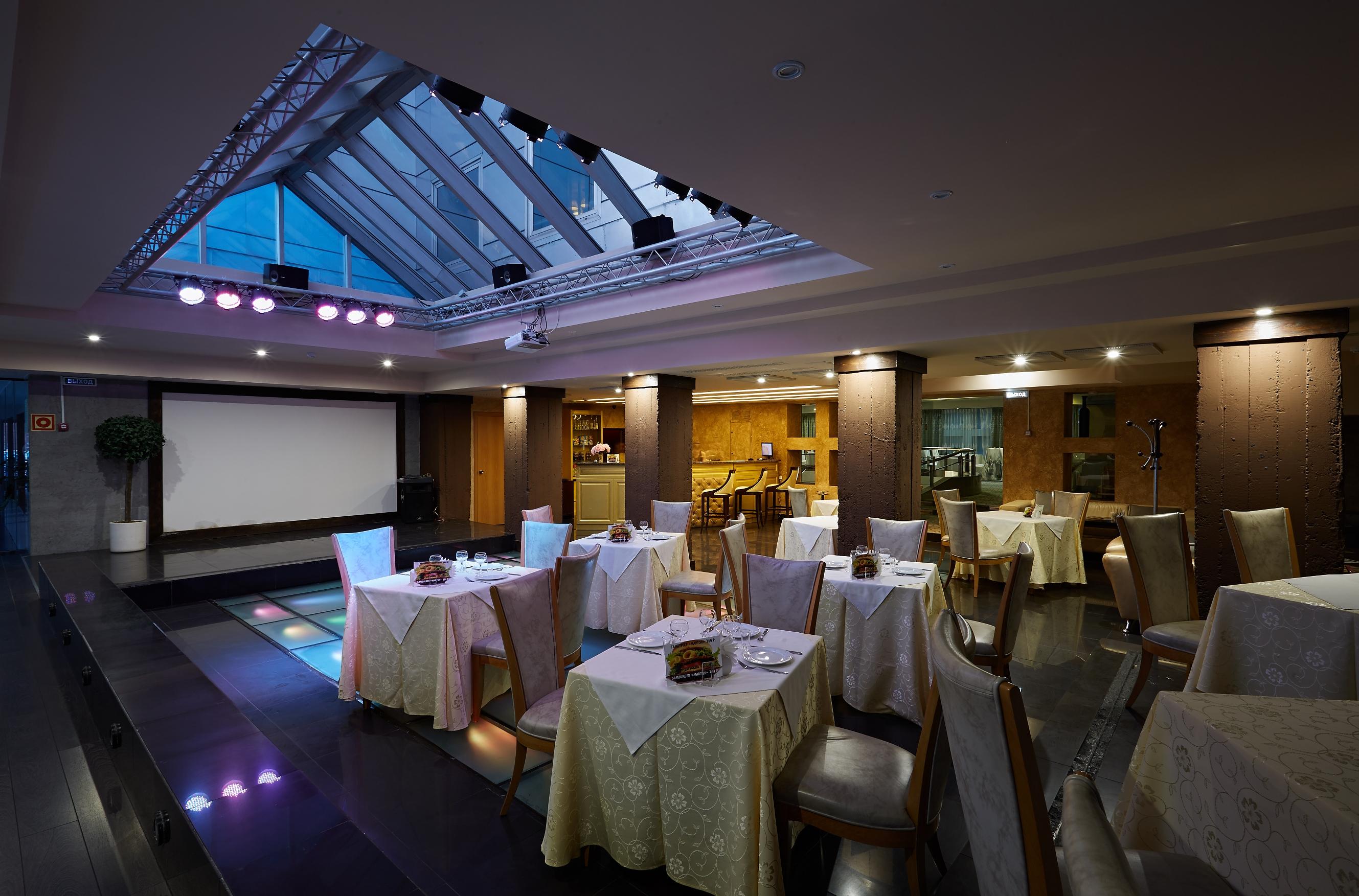 Ресторан Marton Palace