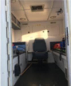 Clean medical units ready to work on you
